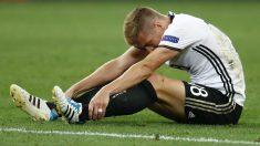 Toni Kroos, en el partido contra Francia. (Reuters)