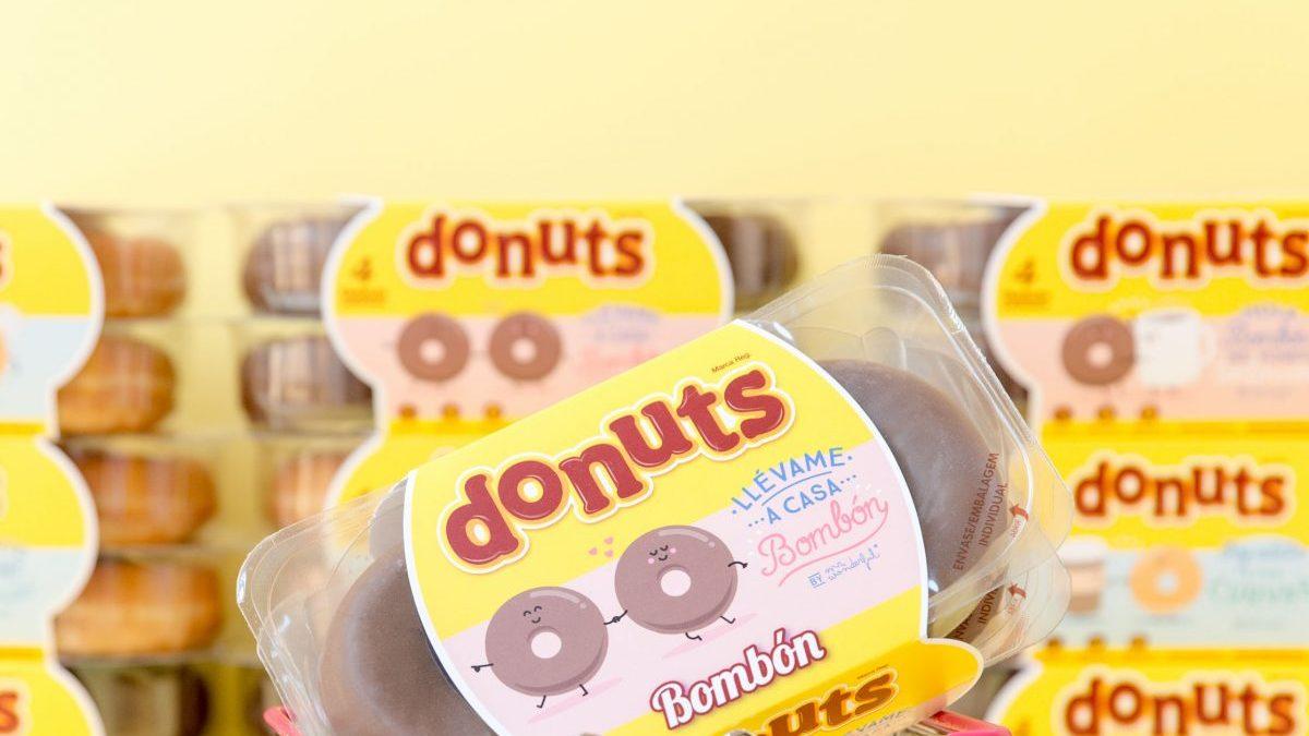 La empresa fabricante de Donuts
