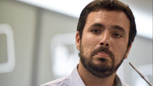 Alberto Garzón. (Foto: AFP)