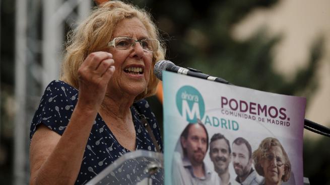 Bronca en Ahora Madrid tras el intento de Podemos de teledirigir a Carmena en sus cambios de Gobierno