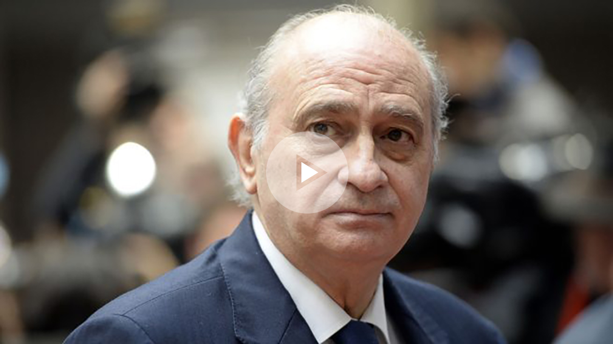 Jorge Fernández Díaz. (Foto: AFP)
