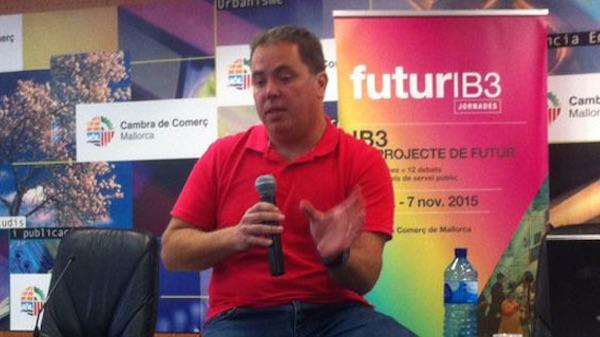 Jaume Rodriguez, presidente de APAIB.