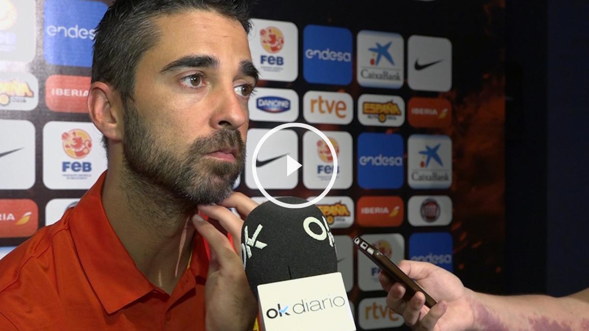 Juan Carlos Navarro responde a las preguntas de OKDIARIO.