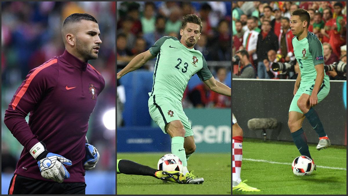 Los tres traidores de Portugal a ojos de los franceses.