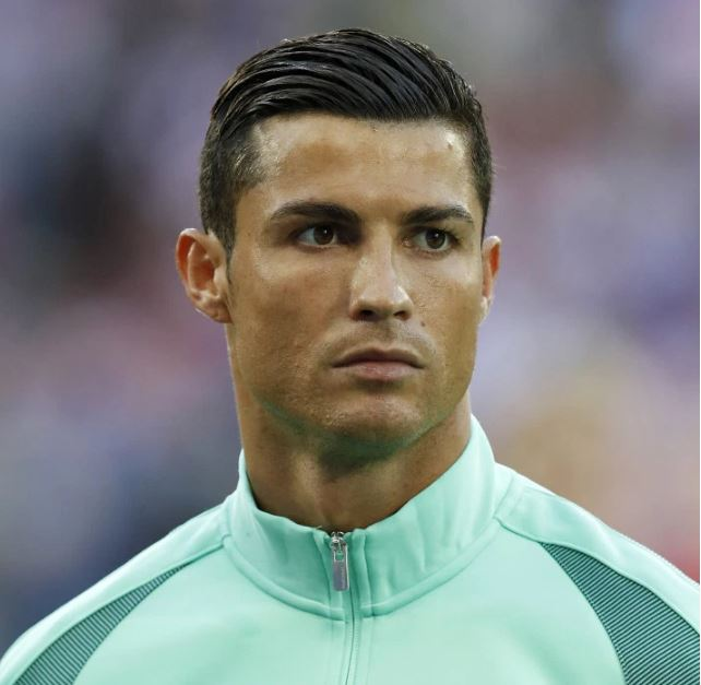 Cristiano Ronaldo Antes Y Despu 233 S De La Cirug 237 A Est 233 Tica