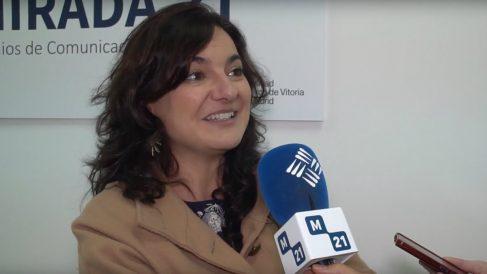 Paloma García Ovejero ha ocupa desde hoy el puesto de vice portavoz del Vaticano.