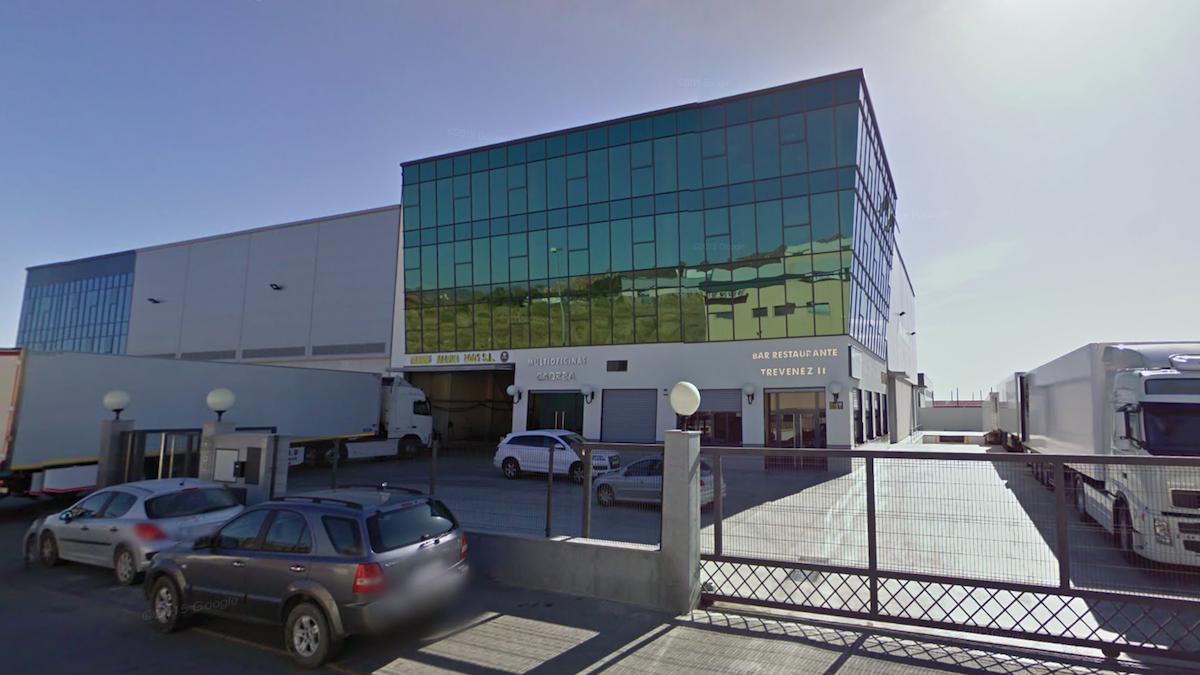 Edificio en Málaga donde está la sede de Global Food Managment (Foto: GOOGLE STREET VIEW).