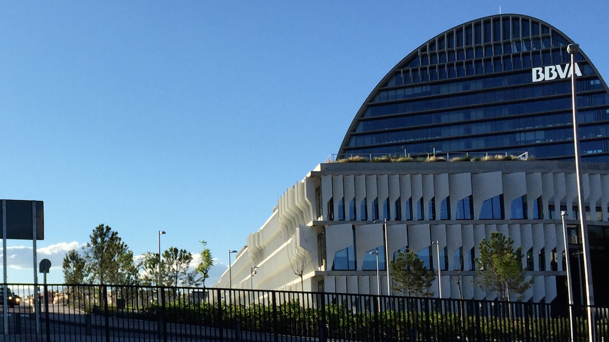 Sede del BBVA (Foto: Antonio José Chinchetru).