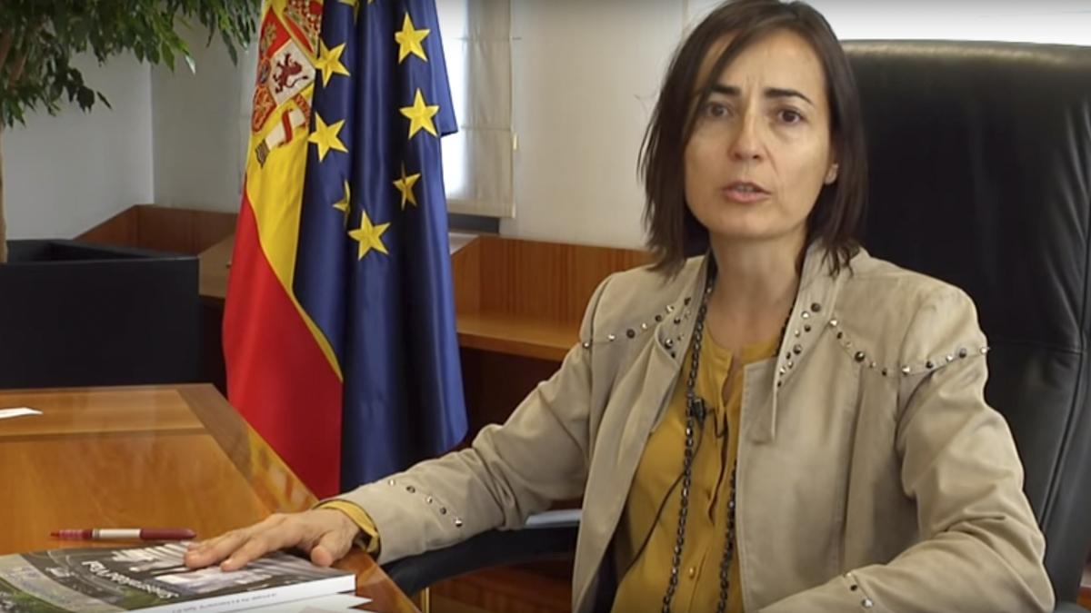 María Seguí. (Foto: DGT)