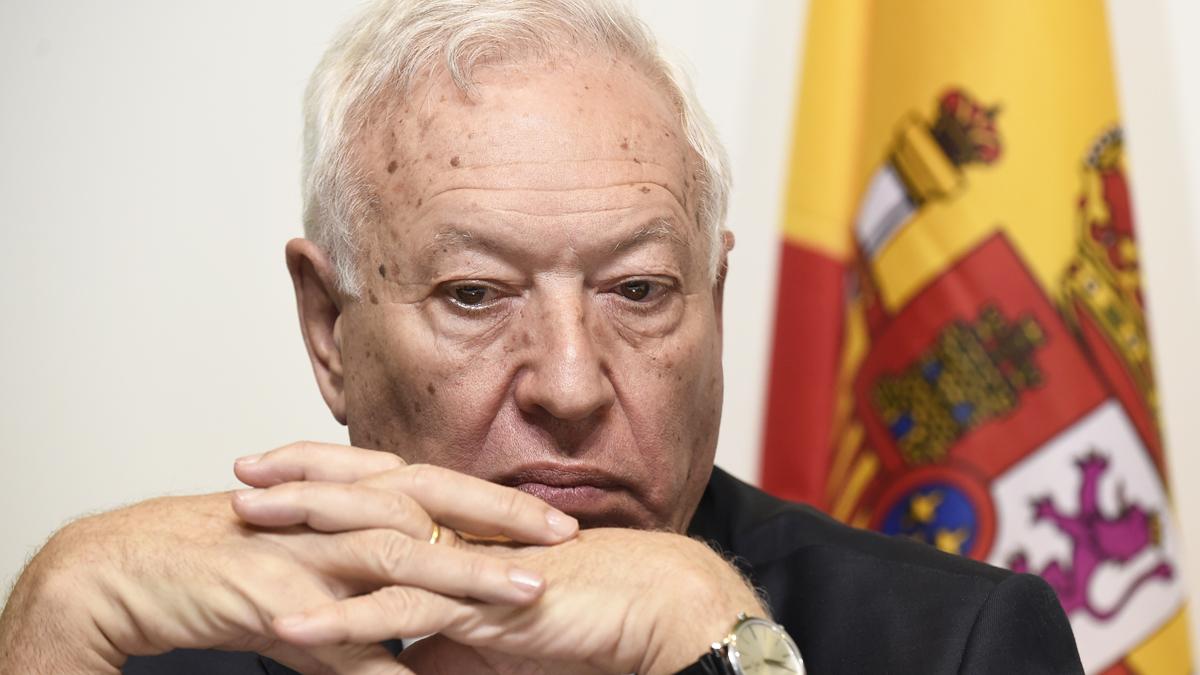José Manuel García-Margallo. (Foto: AFP)