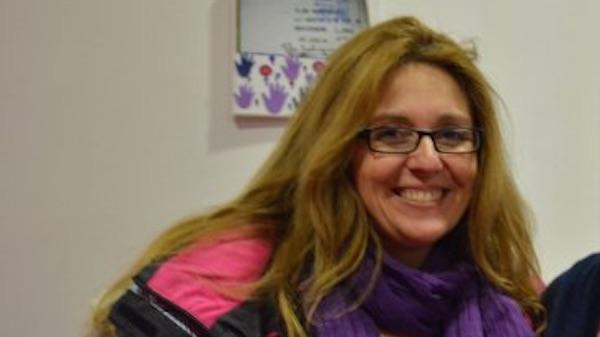 Raquel Rodríguez Tercero, concejal de Ganar Alcorcón.