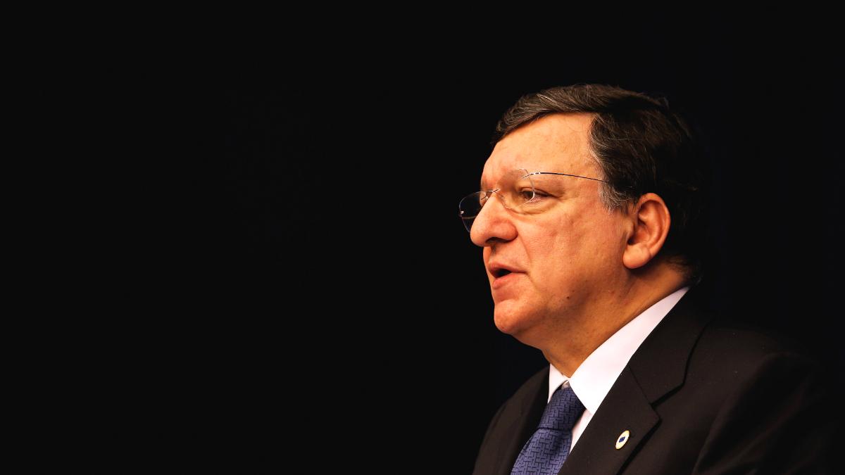 El ex presidente de la Comisión Europea, José Manuel Durao Barroso (Foto: GETTY).