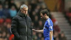 Jose Mourinho no aguantaba a Mata en el Chelsea.
