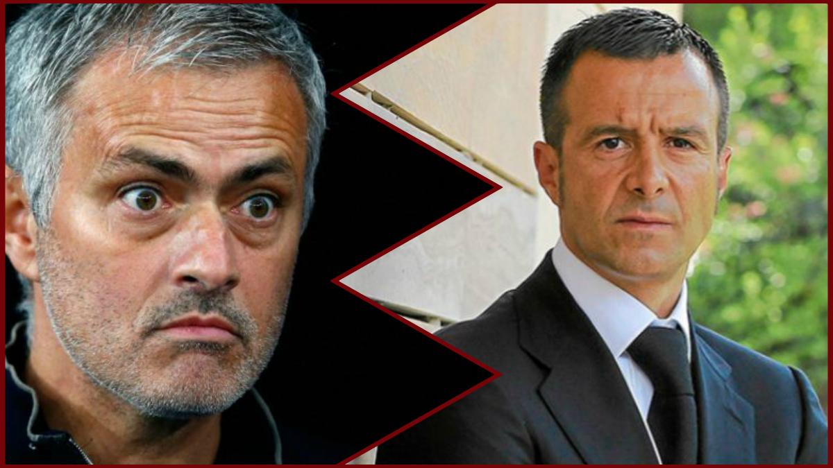 La relación entre Mourinho y Mendes se enfría.