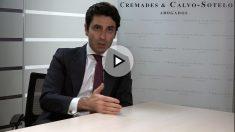 José Miguel Soriano, abogado de la Fundación del Toro de Lidia. (Vídeo: Enrique Falcón).