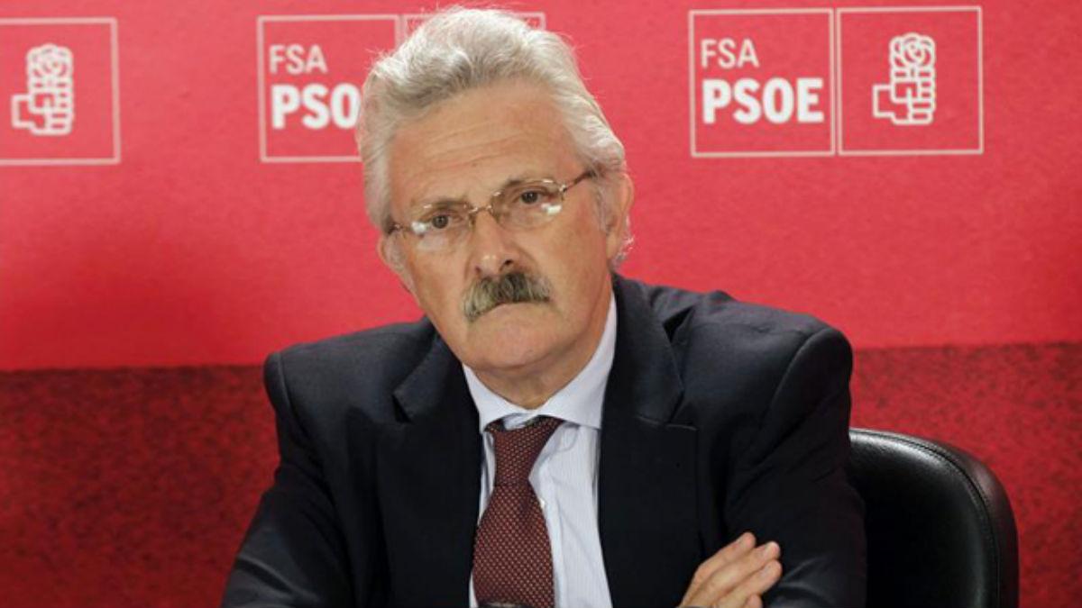 El portavoz de Interior del PSOE, Antonio Trevín (Foto: PSOE)