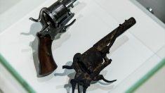 Arma con la que Van Gogh se habría suicidado. (Foto: AFP)
