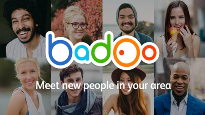 Iniciar sesión en Badoo
