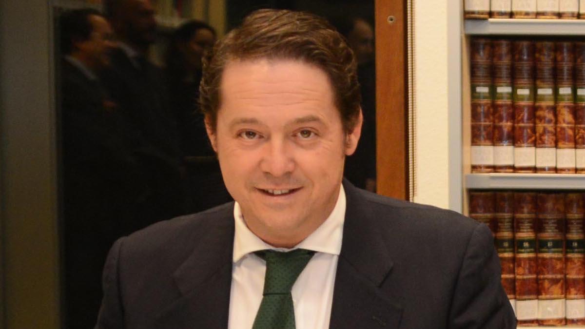 Fernando Masaveu (Foto: AYUNTAMIENTO DE MADRID).