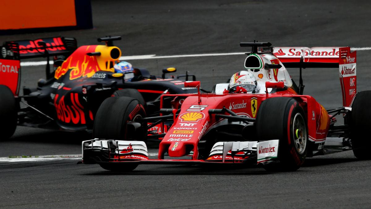 Ferrari y Red Bull llevan dos trayectorias totalmente opuestas en este 2016. (Getty)