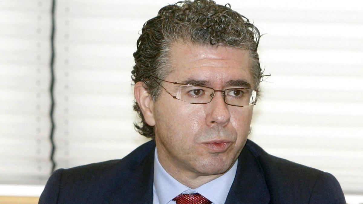 Francisco Granados. (Foto: EFE)