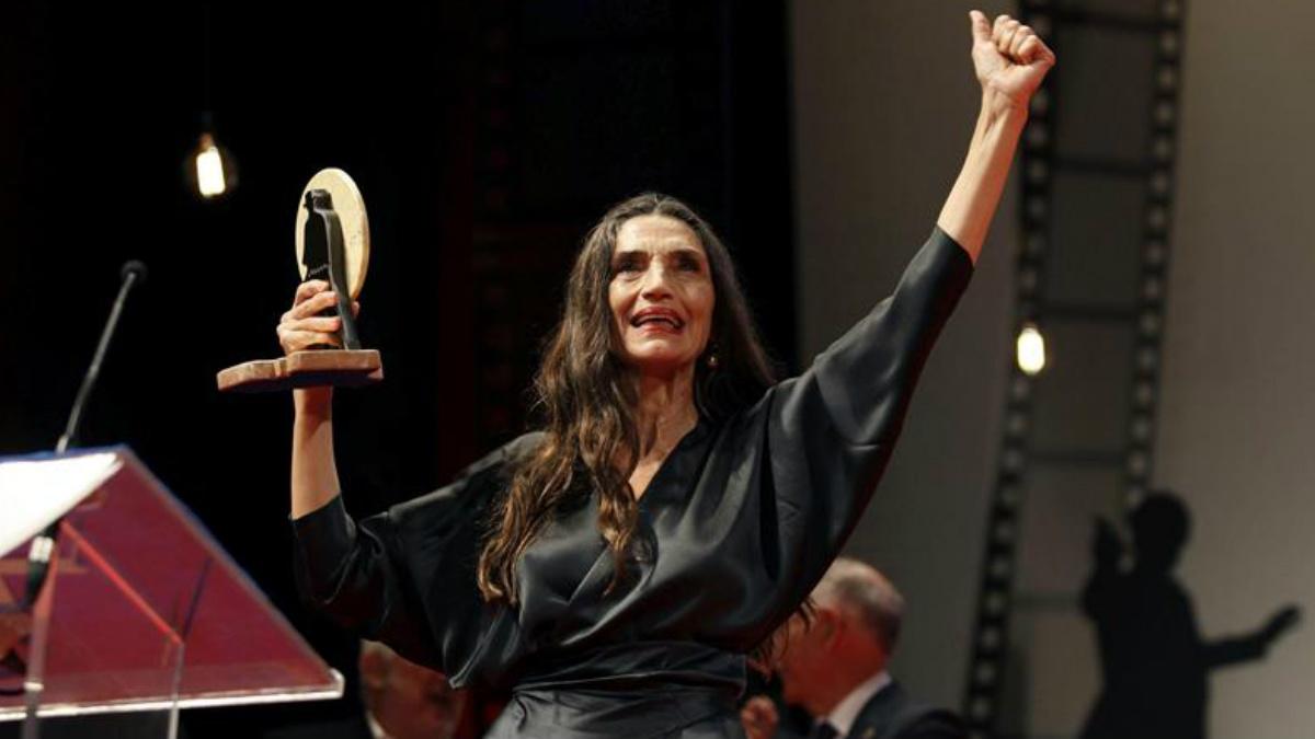 La actriz Ángela Molina en una fotografía de archivo. (Foto: EFE)