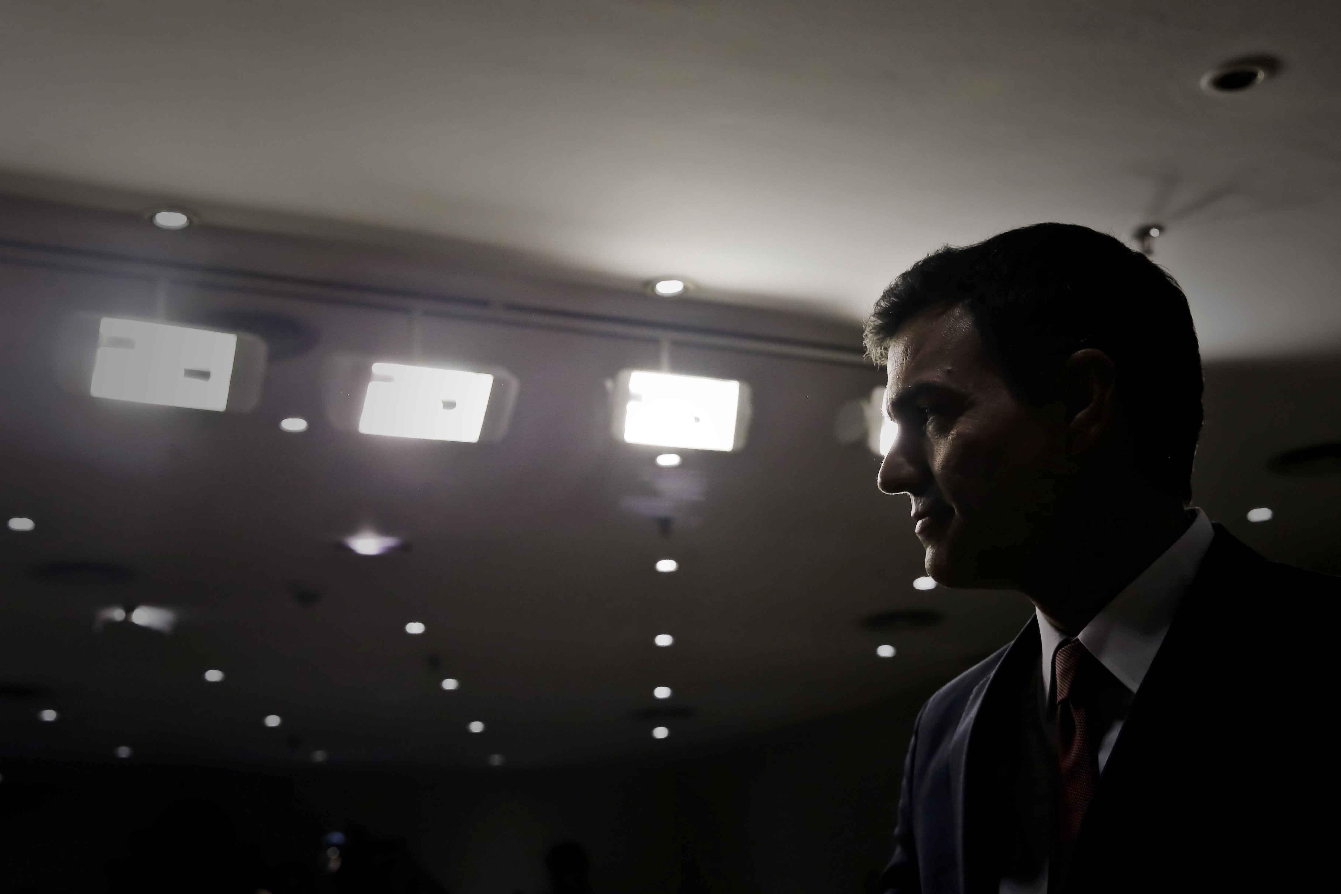 Pedro Sánchez, ex candidato del PSOE a La Moncloa (Foto: EFE)
