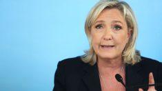 Marine Le Pen. (Foto: AFP)