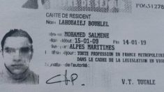 Carnet de Mohamed Lahouaiej Bouhlel, el terorista de Niza.