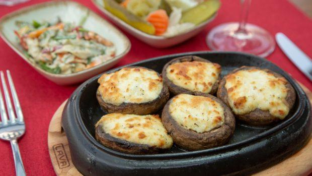 platos fáciles con queso