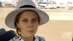 Victoria Savchenko, una turista rusa de 20 años fallecida en Niza.