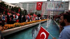 Seguidores de Erdogan en Turquía (Foto: Reuters)