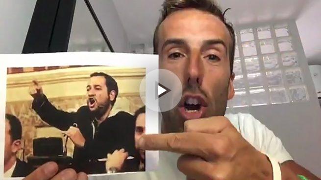 Okjeda absuelto de un delito por amenazas tras una denuncia de IU Sevilla