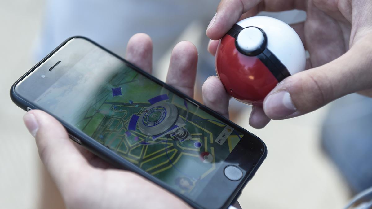 Pokémon Go. (Foto: AFP)
