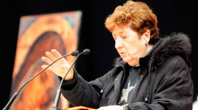 Carmen Hernández, iniciadora del Camino Neocatecumenal