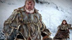 Hodor, un personaje muy querido en Juego de Tronos, es el fiel acompañante de Bran Stark, personaje clave en la trama de la serie.
