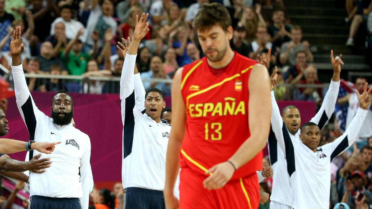 Marc Gasol no estará en los Juegos de Río. (Getty)