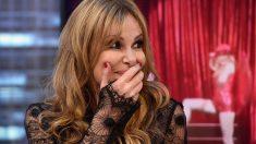 Ana Obregon Attends 'El Hormiguero' Tv Show