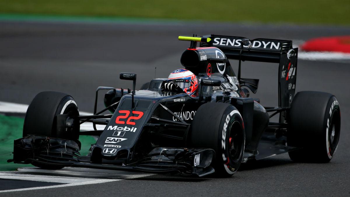 Honda anuncia que su motor no recibirá mejoras al menos en cuatro carreras. (Getty)