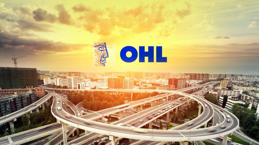 Logotipo de OHL.