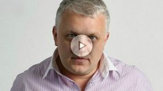 Pavel Sheremet, periodista bielorruso asesinado en Kiev.