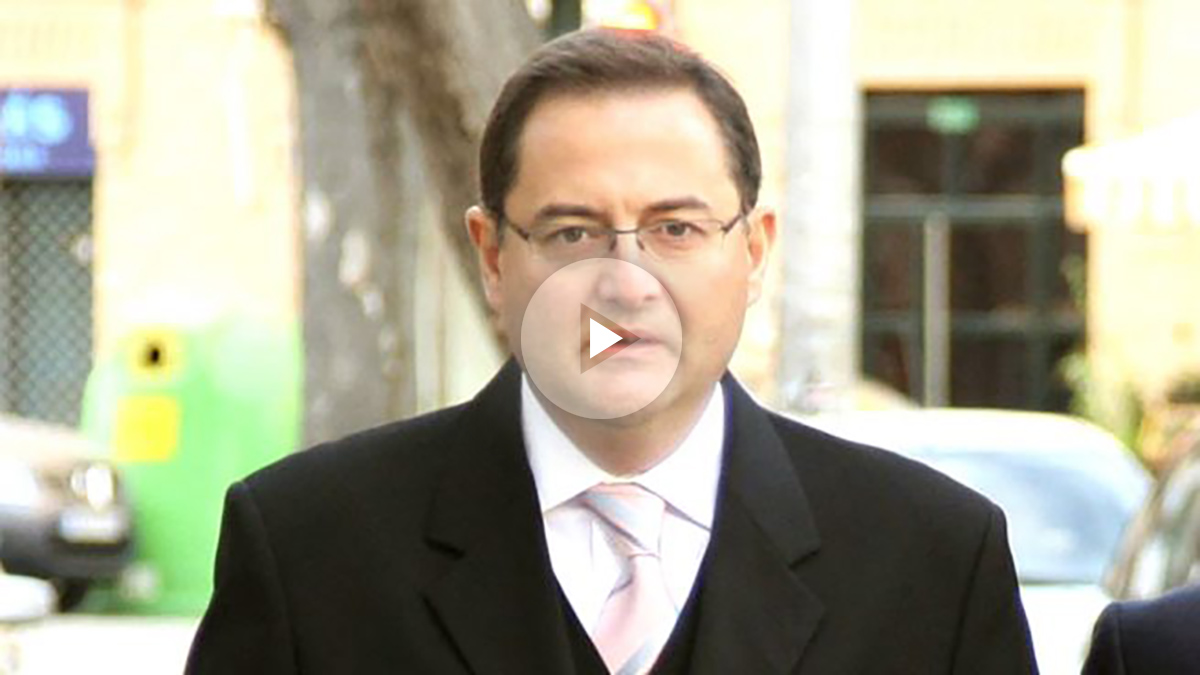 El empresario Trinitario Casanova (Foto: EFE).