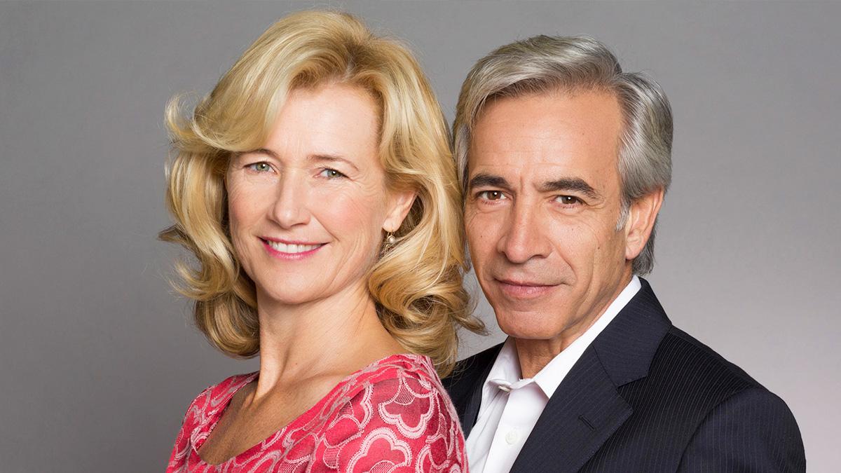 Ana Duato e Imanol Arias. (Foto: RTVE)