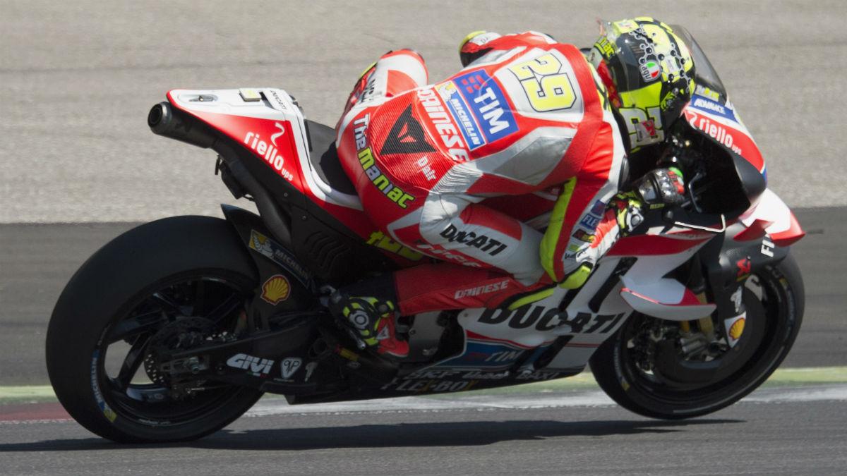 Por lo visto en los test, Ducati tiene una oportunidad de oro para ganar un Gran Premio de MotoGP en Austria. (Getty)