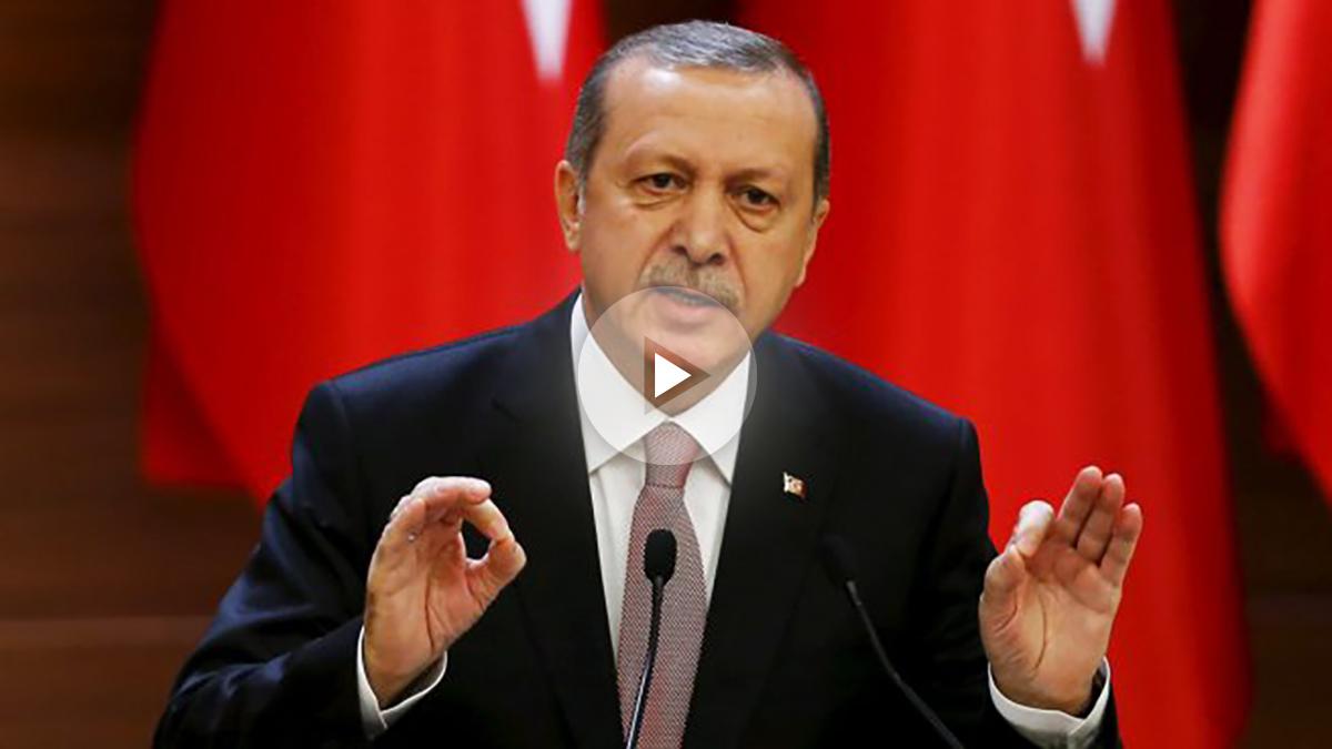 Recep Tayyip Erdogan, presidente de Turquía (Foto: Reuters)