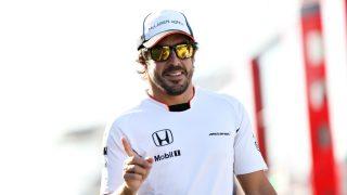 Fernando Alonso tiene grandes esperanzas depositadas para la nueva temporada. (Getty)