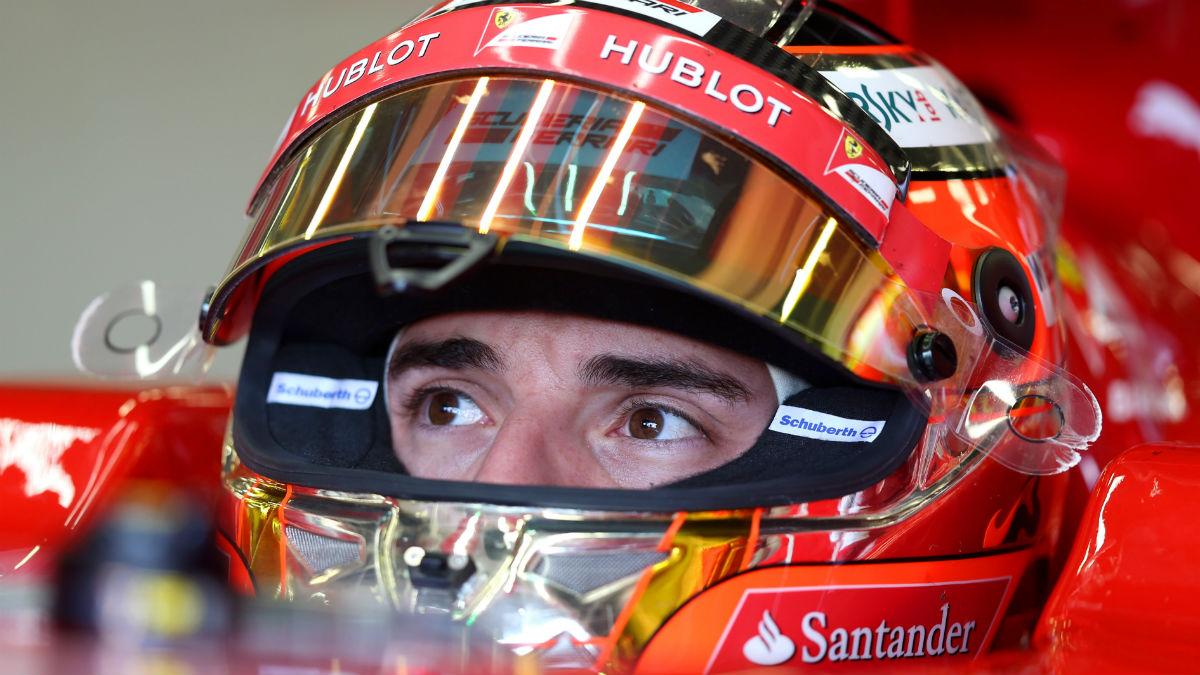 Jules Bianchi podría haber sido piloto de Ferrari de no haber perdido la vida en Suzuka 2014. (Getty)