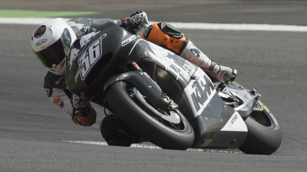 KTM debutará en MotoGP en el Gran Premio de la Comunidad Valenciana de esta misma temporada. (Getty)