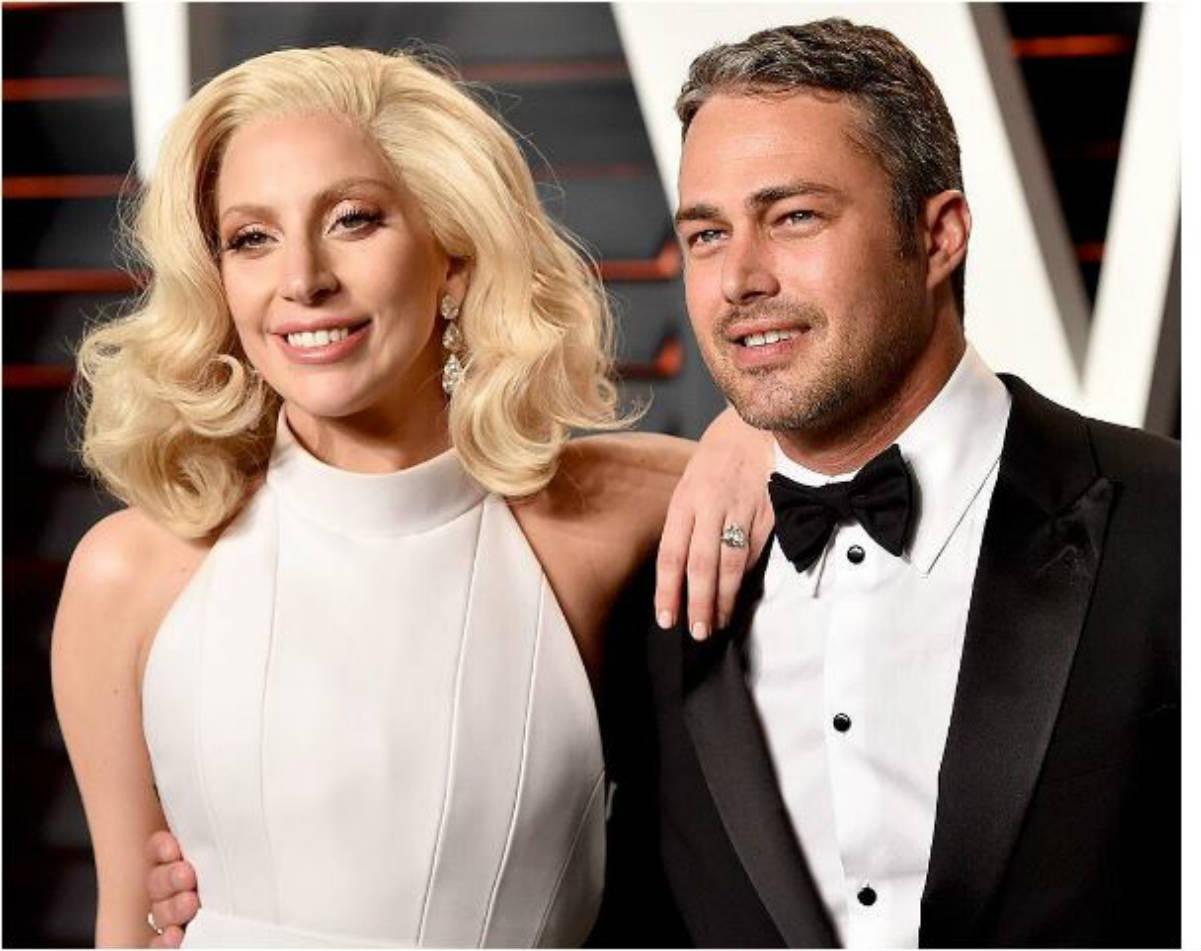 Lady Gaga y Taylor Kinney (Instagram)