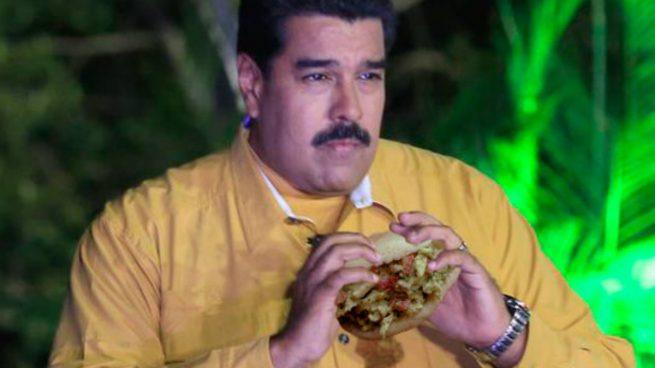 maduro-hamburguesa